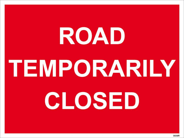 road-temporarily-closed