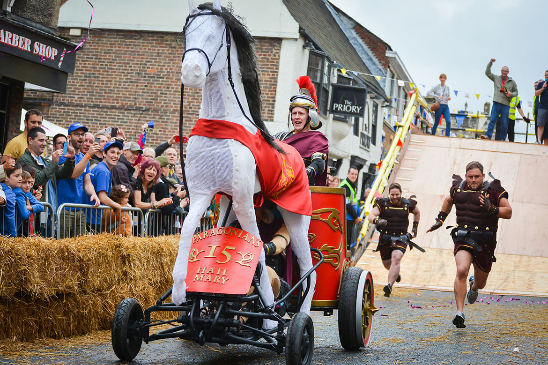 micklegate-soapbox-paragon-roman-chariot